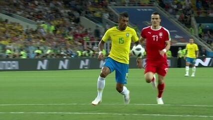 Melhores momentos: Sérvia 0 x 2 Brasil pela Copa do Mundo 2018