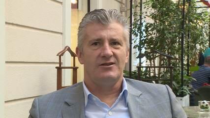 Artilheiro de 1998, Davor Suker fala sobre a Croácia na Copa de 2018