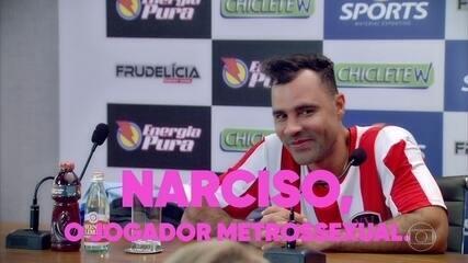 Narciso, o jogador metrossexual I