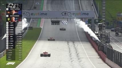 Max Verstappen vence o GP da Áustria de Fórmula 1
