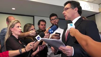 Procurador-geral do Rio recebe representação do PSOL