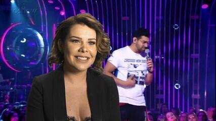 Fernanda Souza lembra convite para apresentar o 'SóTocaTop'