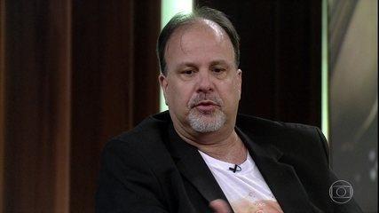 Carlos Eduardo Prazeres fala sobre a importância do pai nesse projeto