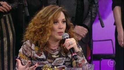 Claudia Raia afirma que Mumuzinho é um ator de musical