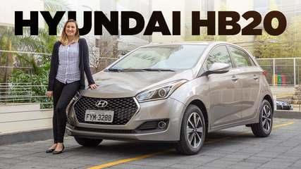 O Hyundai HB20 é uma boa opção de compra para quem quer um carro automático?