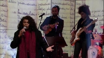 """Zezé Motta canta """"Missão"""""""