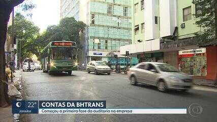 Consultoria analisa 5 mil documentos referentes às contas das empresas de ônibus de BH