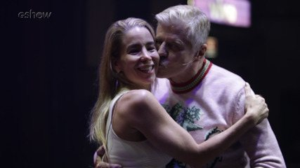 'Na Coxia com Danielle Winits': atriz mostra bastidor do musical 'Os Produtores'