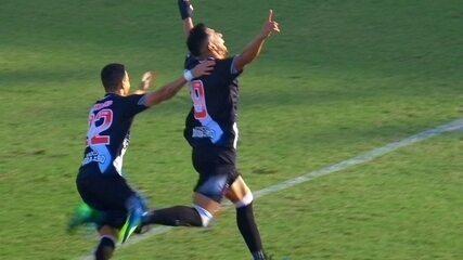 Vasco venceu Grêmio com gol aos dois minutos de jogo