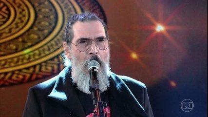 Lobão canta 'Toda Forma de Poder', 'O Tempo Não Para' e 'Geração Coca-Cola'