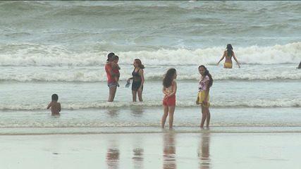 13 pontos da orla da região metropolitana de São Luís estão impróprios para banho