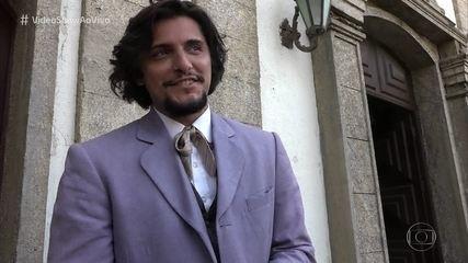 Bruno Gissoni fala sobre seu casamento com Yanna Lavigne