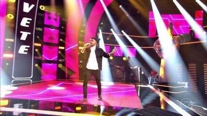 Ramon Nascimento canta 'Lilás'