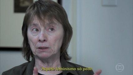 Camille Paglia aponta o que acredita ser falha do feminismo