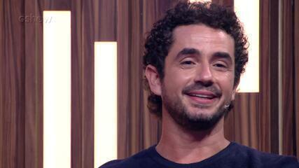 Felipe Andreoli revela qual foi a primeira palavra dita pelo seu filho com Rafa Brites