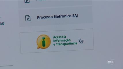 Falta de informações dificultam acesso a transparência nos portais dos órgãos públicos