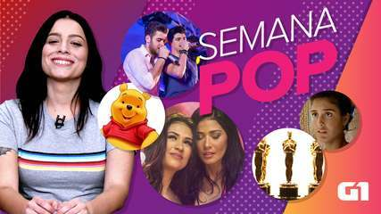 Semana Pop: listamos as 5 coisas mais importantes da semana de 06 a 10/08 no mundo pop