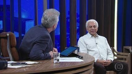 Paulinho fala sobre detalhismo em suas composições