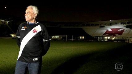 Paulinho conta sobre sua relação com o Vasco
