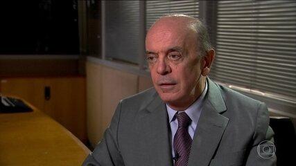 Documentos suíços reforçam suspeita de caixa dois na campanha de Serra