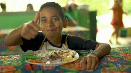 Confira a primeira parte do programa especial Criança Esperança.