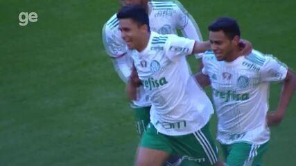 Confira os gols de Erik por Palmeiras e Atlético-MG