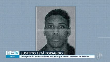 Polícia está a procura de suspeito confesso da morte de assessor em Salvador