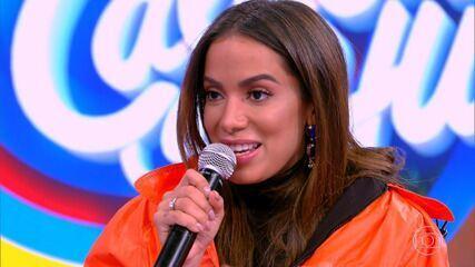 Anitta comenta os desafios de se lançar fora do país