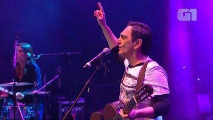 Festival de Inverno Bahia: Paulo Miklos toca 'Flores'