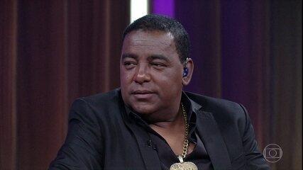 Luiz Carlos revela que primeira opção de carreira não foi a música