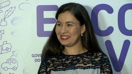 Secretária do ES explica avaliação Saeb