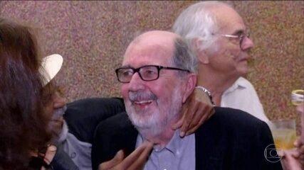 O cineasta Cacá Diegues foi eleito para a Academia Brasileira de Letras
