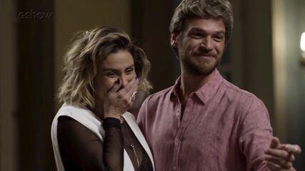 Resumo Segundo Sol - 01/9 – Beto pede Luzia em casamento