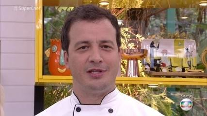Rafael Cortez defende a permanência no 'Super Chef Celebridades'