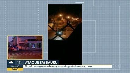 Tiroteio assusta moradores de Bauru