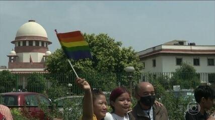 Suprema Corte da Índia acaba com criminalização de relações entre pessoas do mesmo sexo