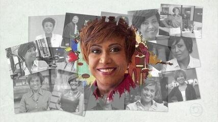 Graça Araújo dedicou 35 anos ao jornalismo