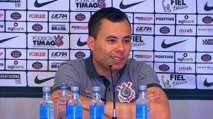 Veja a coletiva de Jair Ventura após a derrota do Corinthians