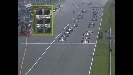 Melhores momentos do GP da Itália de 1988