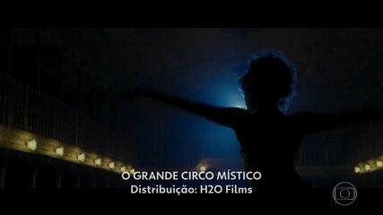 O filme 'O Grande Circo Místico', de Cacá Diegues é a aposta do Brasil pelo Oscar