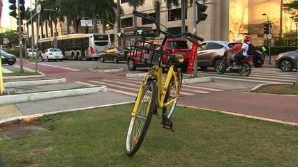 Empresas devem colocar 120 mil bicicletas compartilhadas em SP até o fiinal de 2019