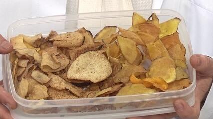 Sete ideias de lanches saudáveis para comer entre as refeições