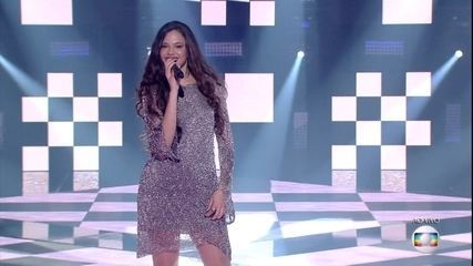 """Erica Natuza canta """"Eu Sei (Na Mira)"""""""