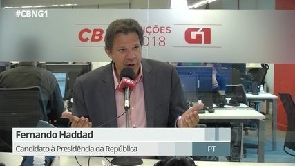 Haddad fala sobre homicídios no Brasil e violência contra a mulher