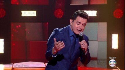 "Léo Pain canta ""La Barca"""