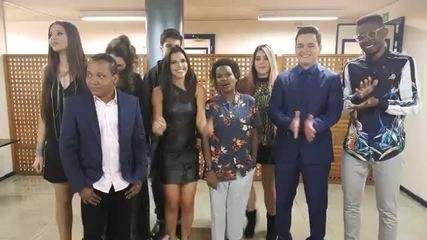 Senhoras e senhores, os semifinalistas do The Voice Brasil