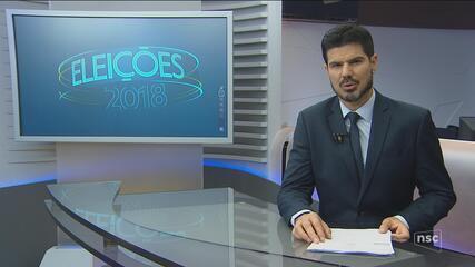 Confira a agenda dos candidatos Comandante Moisés e Rogério Portanova