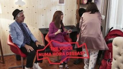 """'The Voice Numa Hora Dessas?"""" - Parte II"""