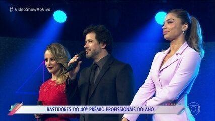 Prêmio Profissionais do Ano tem sua 40ª edição em São Paulo