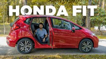 Honda Fit 2019: Espaço e versatilidade compensam o preço?